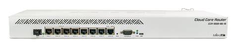 Mikrotik Routerboard Ccr1009 8g 1s mikrotik cloud router ccr1009 8g 1s