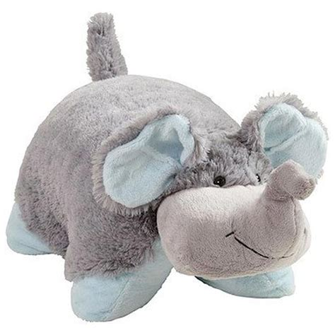 Pillow Pets by Pillow Pets Nutty Elephant Plush Hub