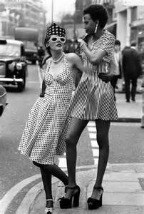 sassy ladies 1970s vintage everyday