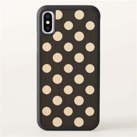 dot pattern unlock iphone black and white polka dot pattern iphone x case case plus