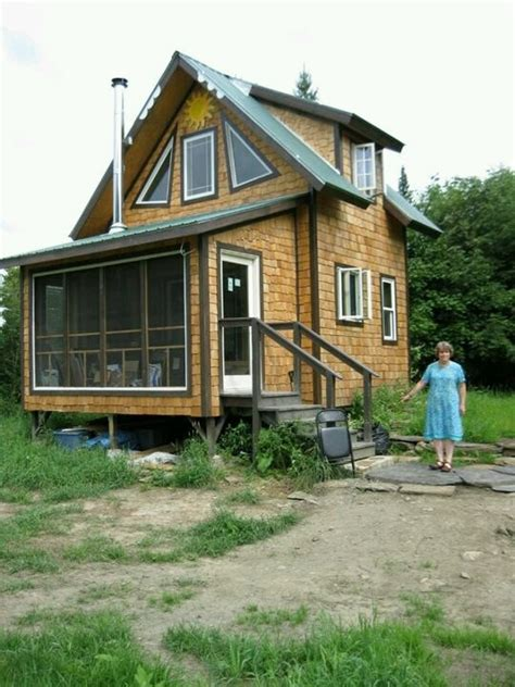 tiny house 500 sq ft 500 sq ft tiny cabin simple living in your own