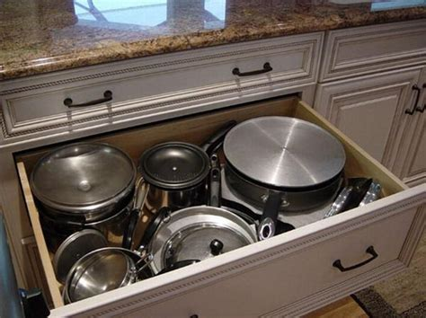 pots and pans drawer out of date trends and the new ways to tackle the issues