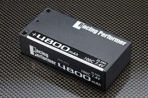 Yokomo Lipo Charger yokomo rpb 48s rpx racing performer stick pack li po 7 4v 4800mah 100c size battery