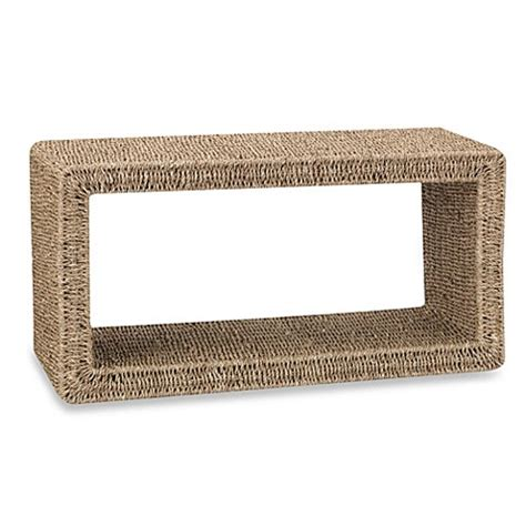 Buy Household Essentials Seagrass Coffee Table From Bed Seagrass Coffee Table