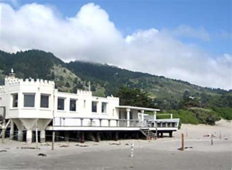 stinson house rental oceanfront castle house at stinson vrbo