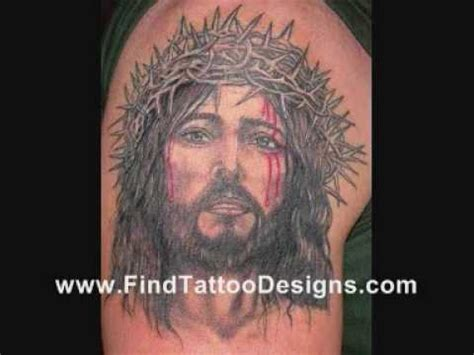 Jesus Tattoo Youtube | jesus tattoos designs youtube