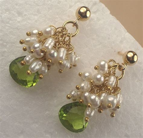 Anting Flower Pearl An284 1000 images about jewelry earrings on earring
