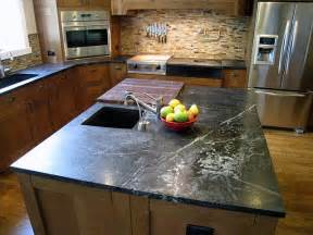 soapstone kitchen countertops design