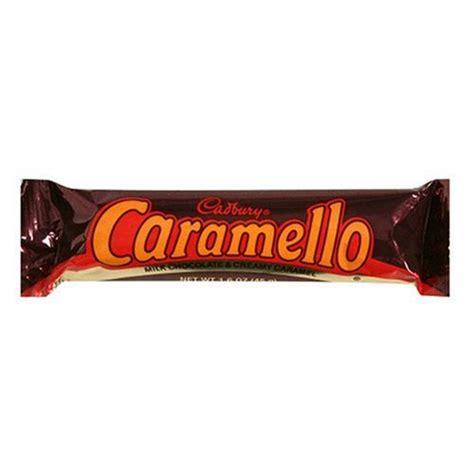 caramell p caramello candy bar
