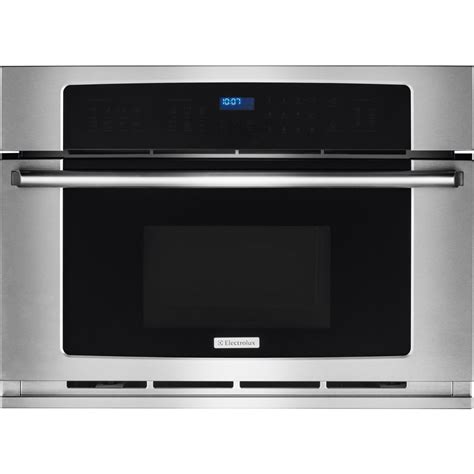 Microwave Electrolux ew30so60qs electrolux 30 quot built in convection microwave oven
