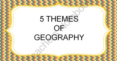 5 themes of geography ireland five themes of geography from simply lovin it on