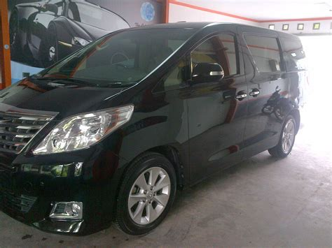 toyota car detailing toyota alphard car detailing paint protection center