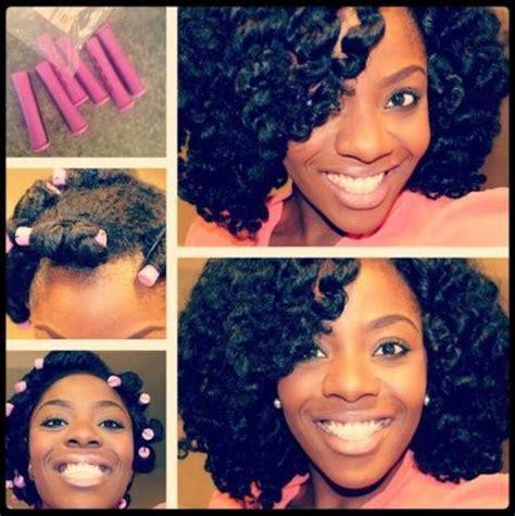 perm rod heat free curls by healthyhairj72 perm rod set beautiful curls natural hair pinterest