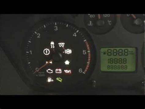 ford dashboard warning lights ford transit van dashboard warning lights