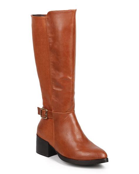 new dbdk doce 2 paisley almond toe knee high zip
