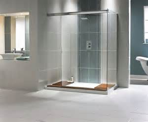 Aquaspace Walk Through Shower With Side Panel Aqualux