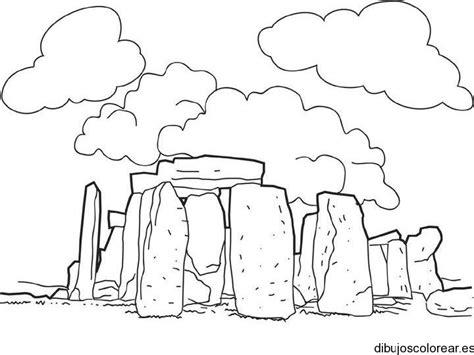 imagenes para pintar en piedras dibujos de paisajes dibujos para colorear