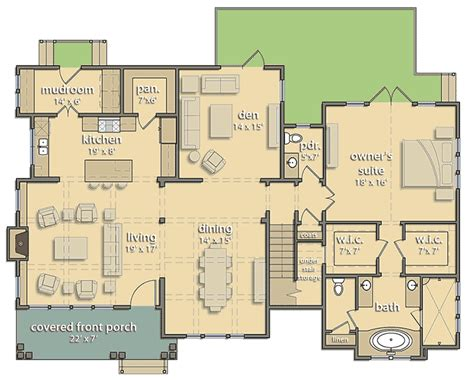 ad house plans architectural designs
