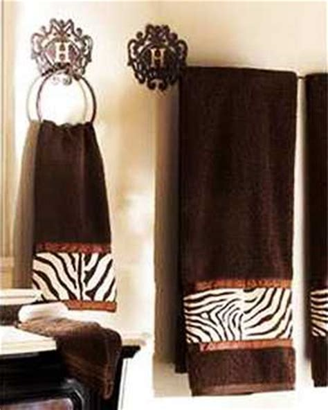 zebra prints  decorative pattern  modern bathroom