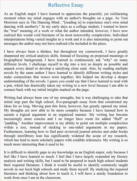 College Letter About Yourself introduce yourself essay exle