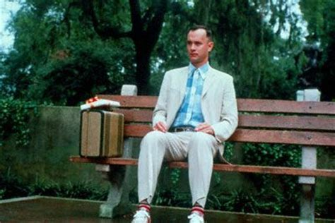 forrest gump bench bench forrest gump 1994 my favourite things pinterest