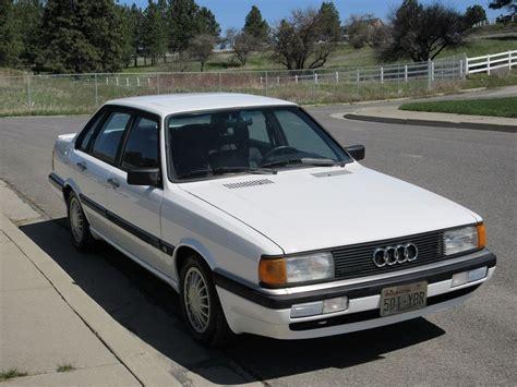 audi 4000 cs 1987 audi 4000cs quattro german cars for sale