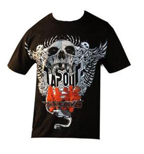 T Shirt Tekken tapout x tekken t shirts