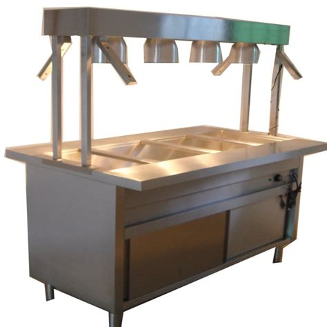 Buffet Table by Restaurant Equipment Supply And Design