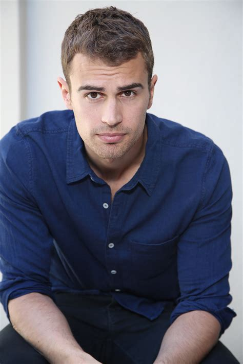 Www Theo | theo james in talks for political thriller backstabbing