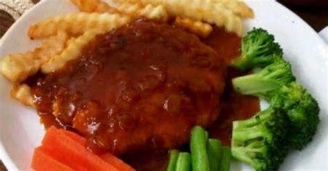 membuat steak tempe vegetarian sederhana resep