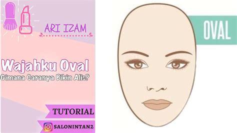 Pensil Alis Ultima tutorial membuat alis untuk wajah oval cara buat alis