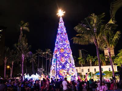 honolulu city lights 2017 2017 honolulu city lights opening event photo