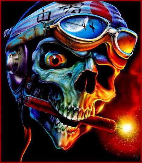 skullmaster eddie davis s art gallery eddie davis will