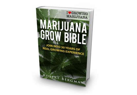 grow books book review marijuana grow bible weedist