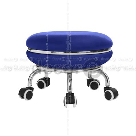 Stool With Wheels by Decor8 Bar Stool Macaron Moveable Low Stool With Wheels