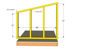 Dog House Floor Plans by Large Dog House Plans Free Outdoor Plans Diy Shed