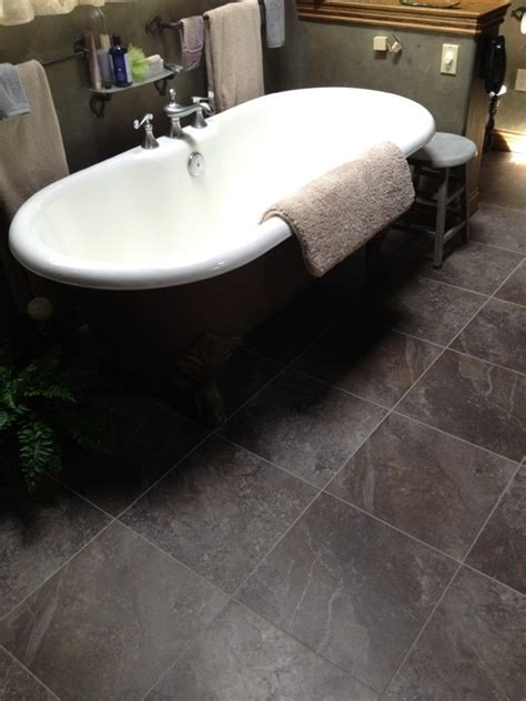 luxury vinyl flooring bathroom boulder luxury vinyl tile