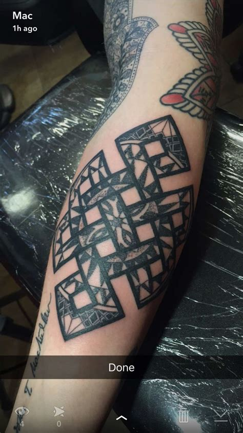 endless knot tattoo 23 best endless knot images on