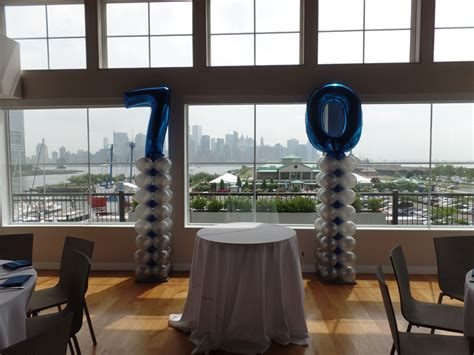70th BIRTHDAY PARTY   PARTY DECORATIONS BY TERESA