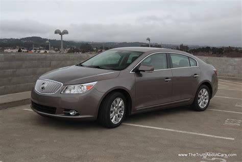 buick lacross reviews review 2012 buick lacrosse eassist the about cars