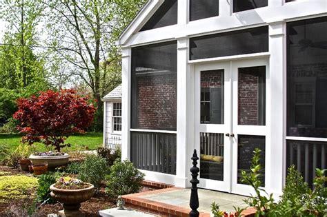 farmhouse porches screened in porches farmhouse porch other metro by
