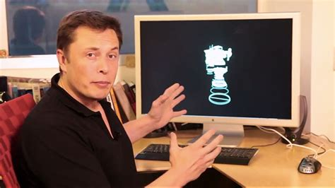 elon musk movie elon musk shows off iron man system that uses hand