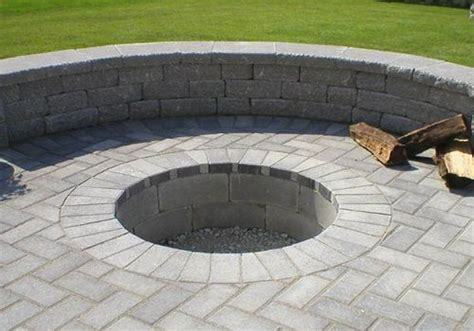 building inground pit in ground pit the most affordable design of firepits