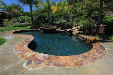 kidney shaped pool kidney shaped gunite pool pool ideas pinterest