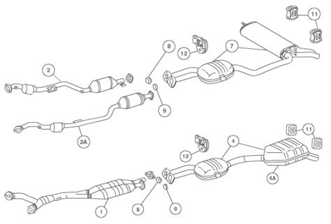 2001 ford escape exhaust diagram 2001 ford explorer exhaust diagram 2001 get free image