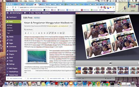 Jenis Dan Macbook Air kesan pengalaman menggunakan macbook air bisnis