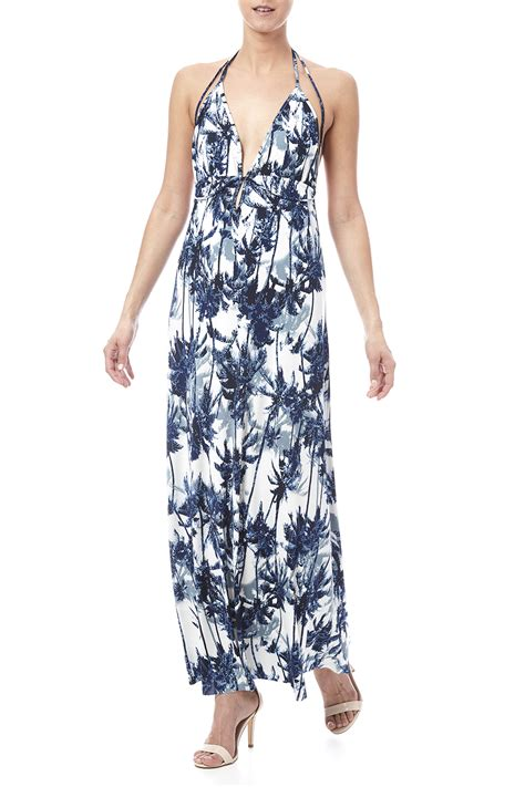 Sale Tree Maxi elan palm tree maxi from by v x boutique shoptiques