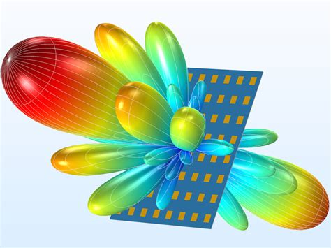 fostering the development of the 5g mobile network comsol