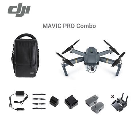 Dji Mavic Pro Combo 2 Batrei Tas in stock 2017 newest original dji mavic pro drone fly more