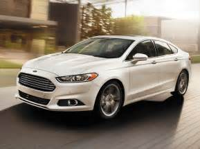 2014 ford fusion test drive review cargurus